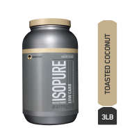 IsoPure Low Carb Toasted Coconut