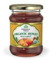Organic India Organic Honey Wild Forest