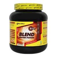MuscleBlaze Blend Protein Powder Vanilla
