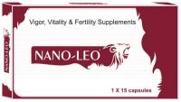 Nano-Leo Soft Gelatin Capsule
