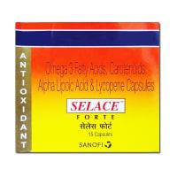 Selace Forte Soft Gelatin Capsule
