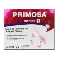 Primosa  500 mg Soft Gelatin Capsule