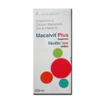 Macalvit Plus Syrup