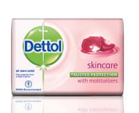 Dettol Skincare 75gm Soap