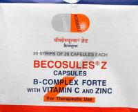 Becosules Z Capsule