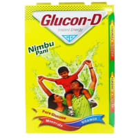 Glucon-D Powder Nimbu Pani
