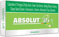 Absolut 3G Soft Gelatin Capsule