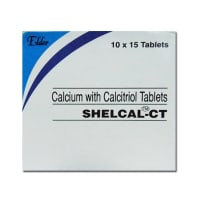 Shelcal-CT Tablet