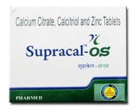 Supracal -OS Tablet