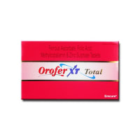 Orofer XT Total Tablet