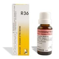 Dr. Reckeweg R36 Nerves Disease Drop