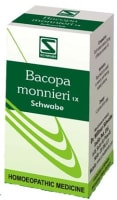 Dr Willmar Schwabe Bacopa Monnieri Tablet 1X