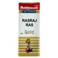 Baidyanath Rasraj Ras Gold Tablet