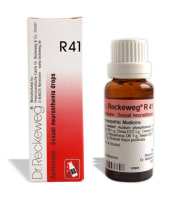 Dr. Reckeweg R41 Sexual Neurasthenia Drop