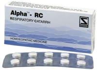 Dr Willmar Schwabe Alpha - RC Tablet