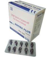 Magma Plus Soft Gelatin Capsule