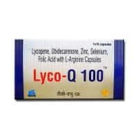 Lyco-Q 100 Capsule