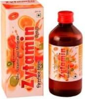 Zytamin Syrup