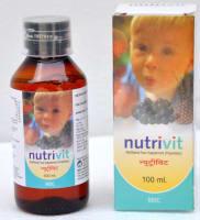 Nutrivit Syrup