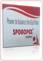 Sporopex Capsule