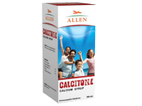 Allen Calcitone Calcium Syrup