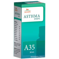 Allen A35 Asthma Drop Pack of 2