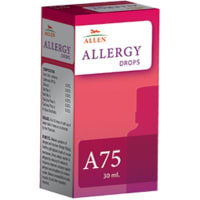 Allen A75 Allergy Drop