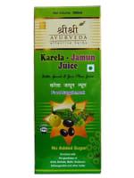 Sri Sri Ayurveda Karela Jamun  Juice