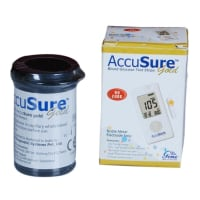 Dr. Gene Accusure Gold Blood Glucose Test Strip