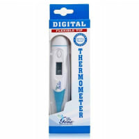 Dr. Gene Accusure Digital Thermometer  Flexible Tip Device