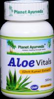 Planet Ayurveda Aloe Vitals Capsule