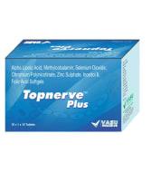 Topnerve Plus Softgel Capsule