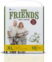 Friends Easy Adult Diaper XL