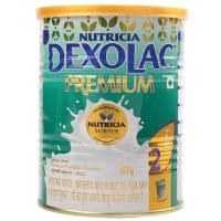 Dexolac Premium 2 Follow-Up Formula Tin