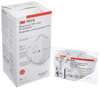3M N95 9010 Particulate Respirator Mask Pack of 10