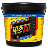 MuscleBlaze Mass Gainer XXL Chocolate
