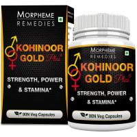 Morpheme Kohinoor Gold Plus  Capsule