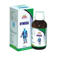 Wheezal Hymusa Syrup