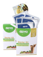 Oziva Nutritional Meal Shake (Meal Replacement) for Men 5 Day Starter Kit
