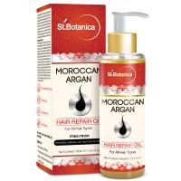 St.Botanica Moroccan Argan Hair Repair Oil