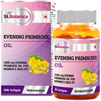 St.Botanica Evening Primrose Oil Capsule