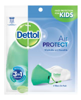 Dettol Air Protect Washable Mask for Kids