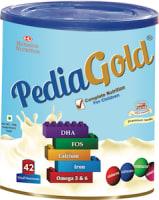 Pediagold Powder Vanilla