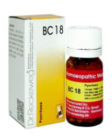 Dr. Reckeweg BC 18 Tablet