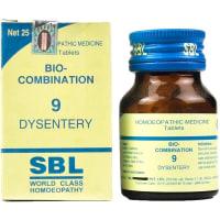 SBL Bio-Combination 9 Tablet