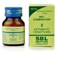 SBL Bio-Combination 2 Tablet