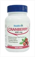 HealthVit Cranberry 400mg Capsule
