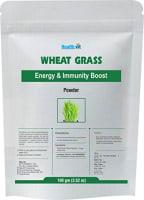 HealthVit Wheat Grass Powder