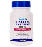 HealthVit N- Acetyl Cysteine 1000mg Capsule