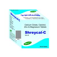 Shreycal-C Tablet